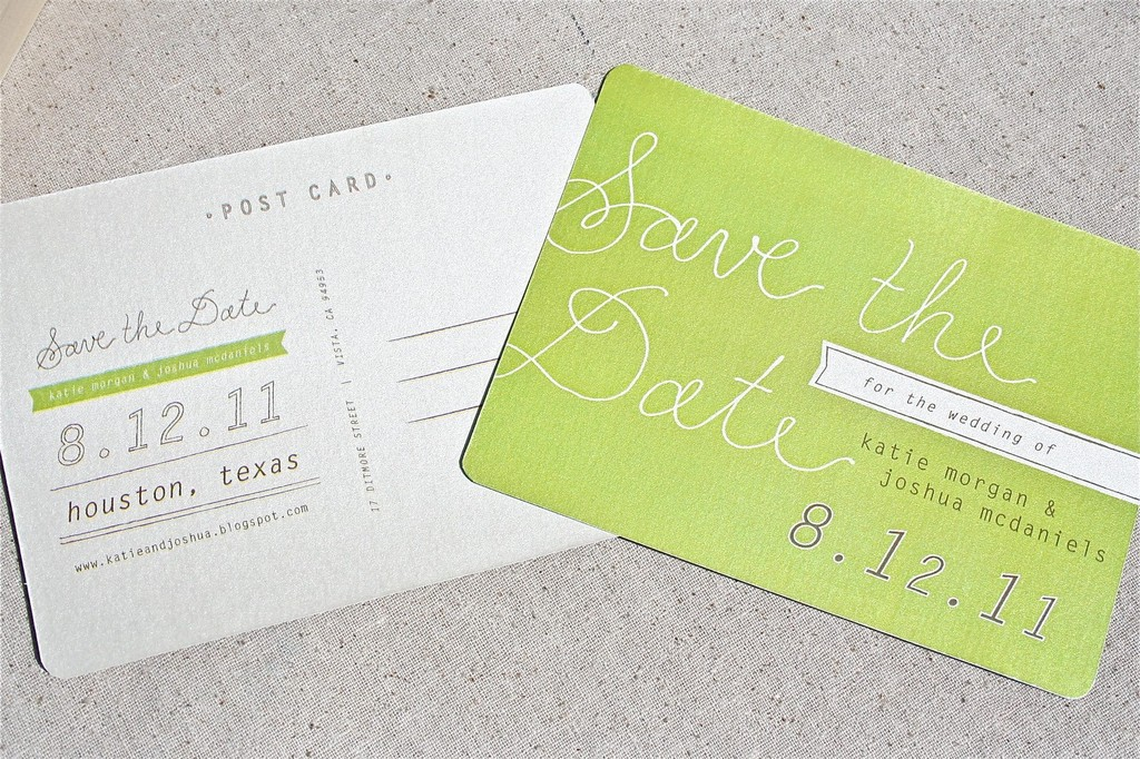 Chartreuse-shimmer-wedding-save-the-date.full