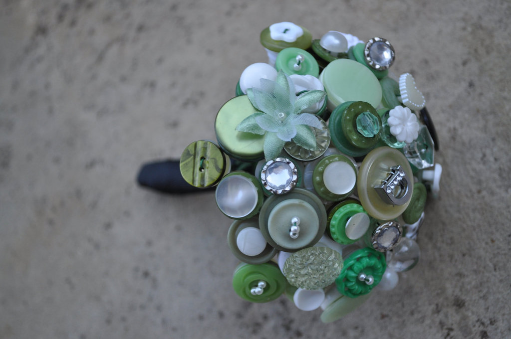 Mint-green-mini-wedding-bouquet-of-buttons.full
