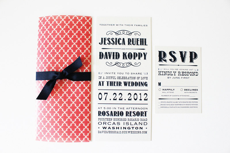 Coral-white-navy-playbill-wedding-invitations.full