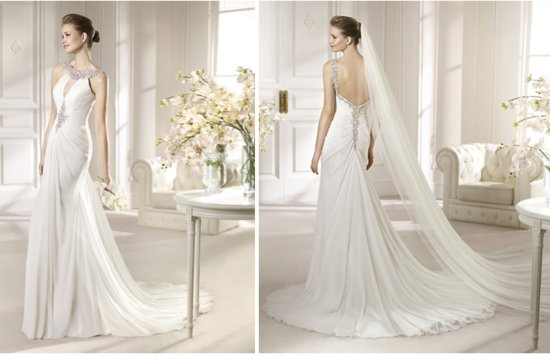 San Patrick Wedding Dress 2013 Bridal 1