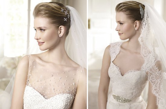 San Patrick Wedding Gowns 2013 Bridal 1