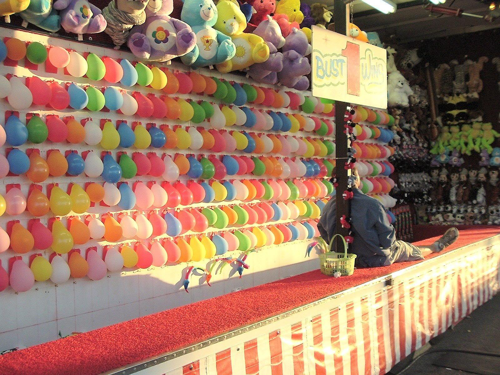 14 Fun Ideas For Your Fairground Inspired Santa Barbara