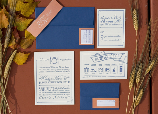 navy_orange_wedding_invitations_typography_different_fonts_eat_drink_be_married_rustic_christa_alexandra_7