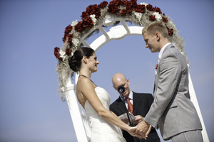 photo of Real Wedding Inspiration: Modern Elegance in Milwaukee
