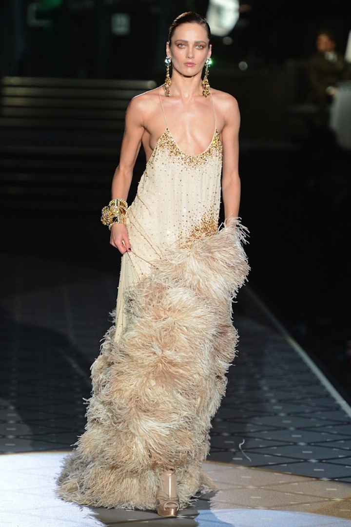 Gold-and-champagne-vintage-inspired-gown.full
