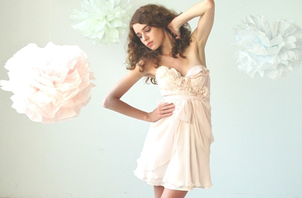 Pastel-pink-wedding-reception-dress-romantic-2.full