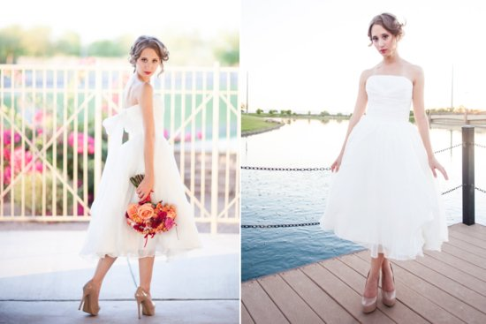Pretty LWD with fluffy tulle layers
