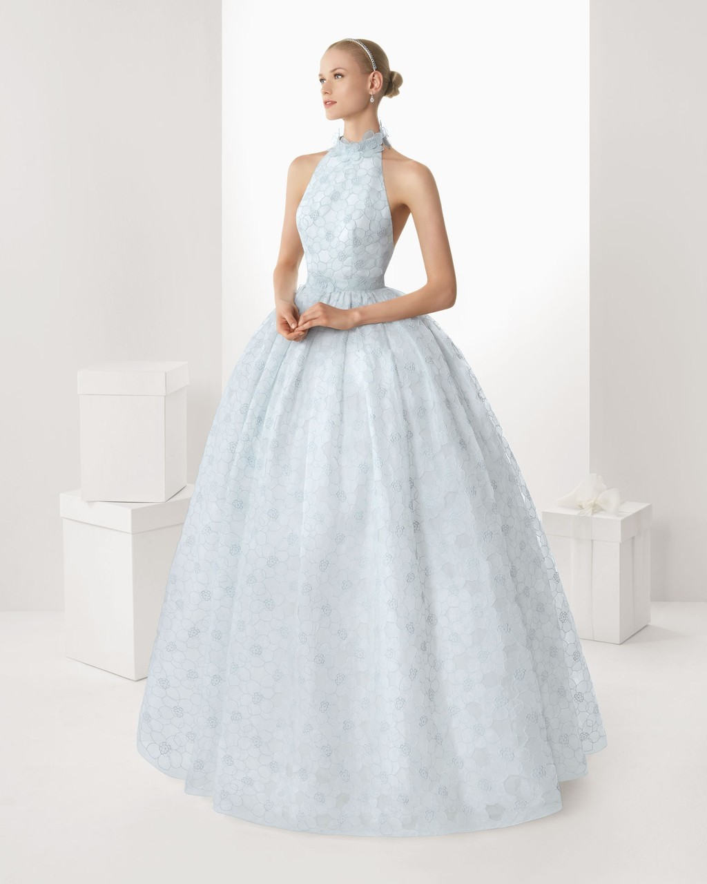 Ball-gown-tank-top-brush-train-blue-wedding-dress-h2rc0203-a.full