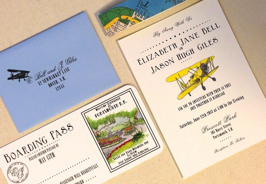 Boarding-pass-wedding-invitations-vintage-travel-theme.full