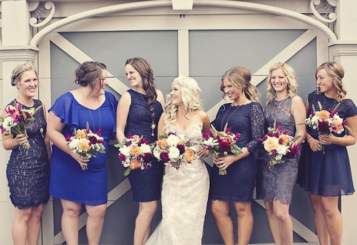 Mix-and-match-bridesmaids-in-blue.full