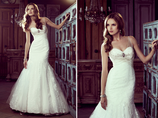 Elizabeth Stocktenstrom Wedding Dress 2013 Bridal 1