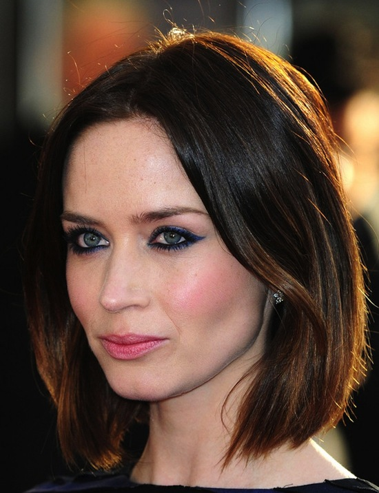 Wedding Makeup Inspiration Emily Blunt