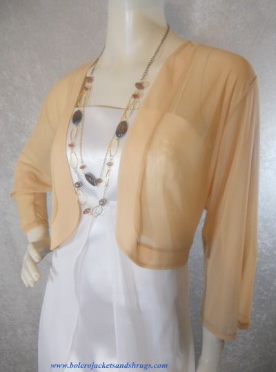 photo of Bolero Jackets and Bridal Shrugs