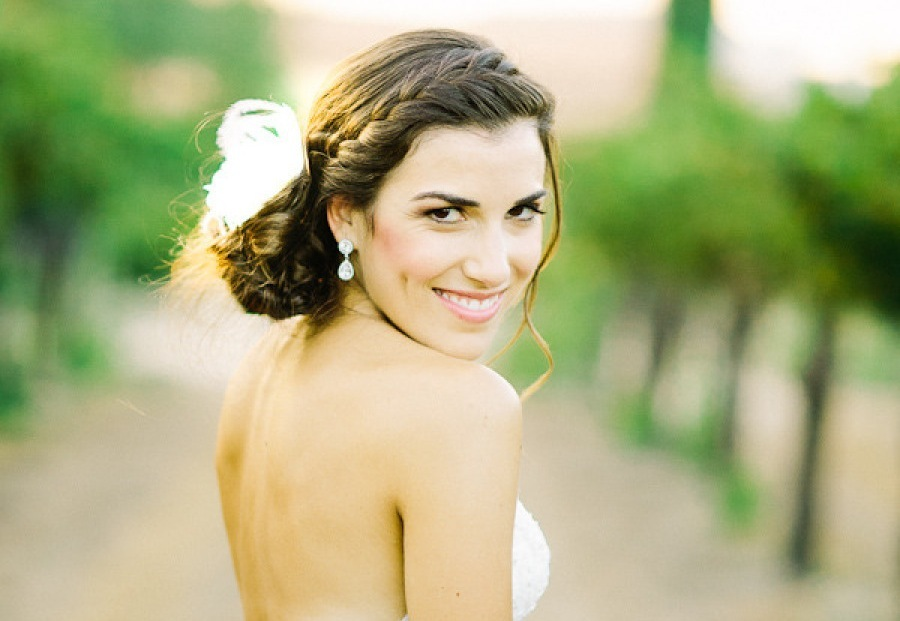 Romantic-wedding-hairstyles-low-braided-updo.full
