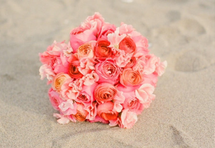 Romantic wedding bouquet perfect for Spring 3