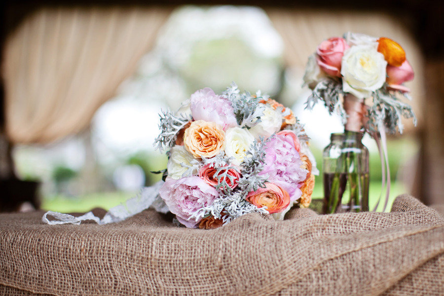 Romantic wedding bouquet perfect for Spring 6