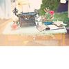 Vintage-wedding-welcome-table-antique-typewriter-books-and-more.square