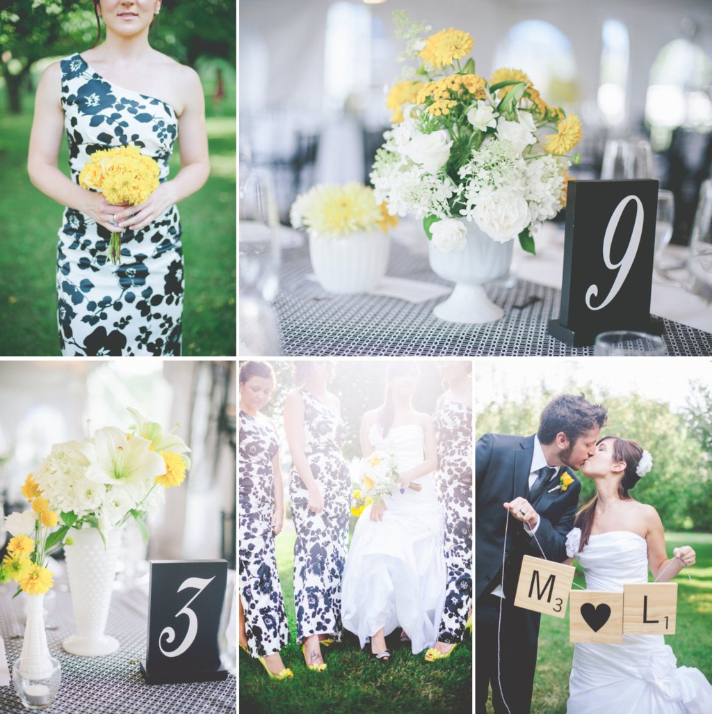 Elegant-and-bright-wedding-color-palette-black-yellow-white.full