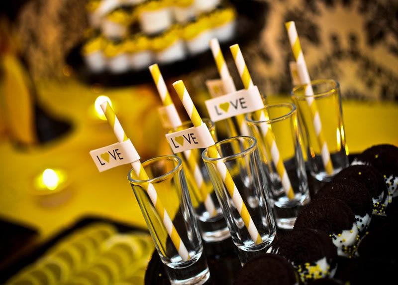Yellow-black-and-damask-wedding-.full