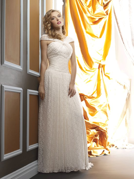 photo of 13 Delightful Wedding Gowns from Birnbaum & Bullock