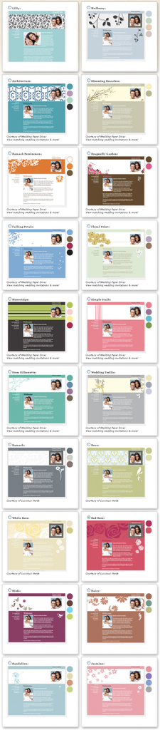 photo of Free Wedding Websites!