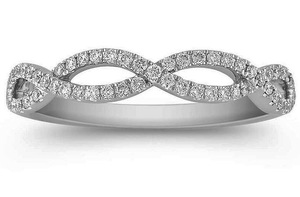 photo of 20 Wedding Rings that Symbolize Your Infinite Love