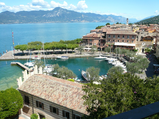 Lake Garda for two