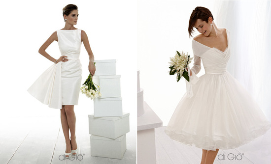 photo of Little White Wedding Dresses from Spose di Gio