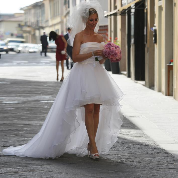 Real Brides in LWDs by Spose di Gio