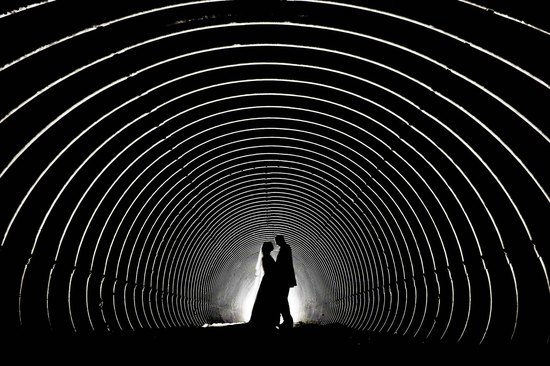 photo of Friday Photo of the Day + Incredible Real Wedding Shots