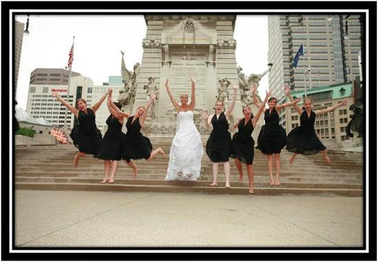 photo of Bubbly Bride: I Thought Black Was For Funerals?