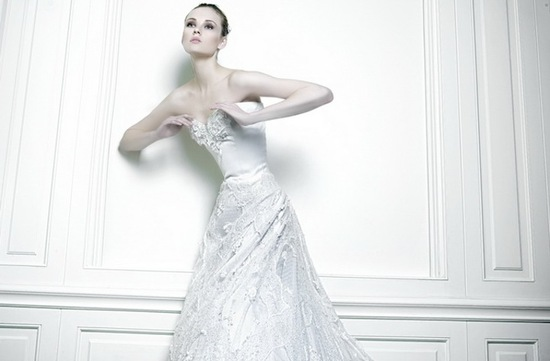 Celia Kritharioti Wedding Dress 2013 Bridal 3