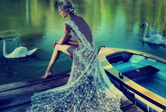 Celia Kritharioti Wedding Dress 2013 Bridal 13