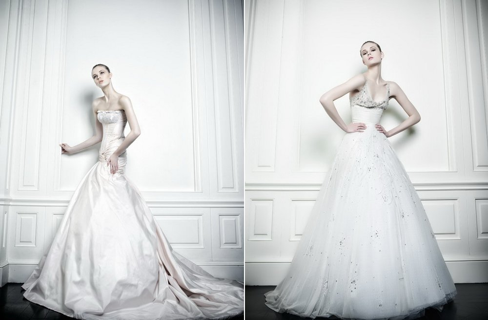 Celia Kritharioti Wedding Dresses 2013 Bridal 1