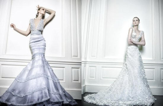 photo of Celia Kritharioti 2013 Bridal and White Hot Haute Couture