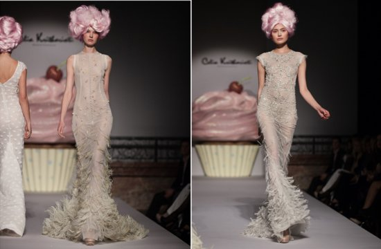 Celia Kritharioti Wedding Dresses and LWDs 8
