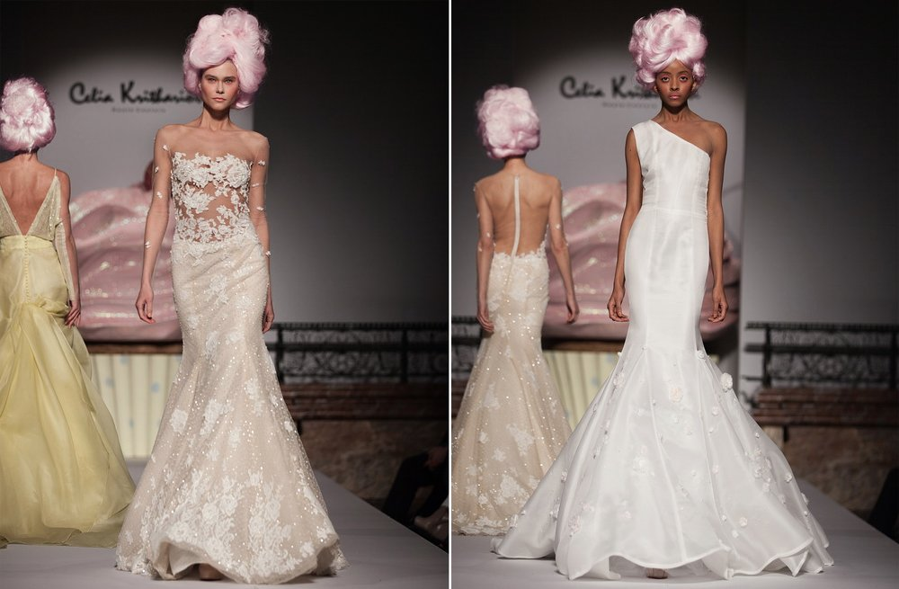 Celia Kritharioti Wedding Dresses and LWDs 10