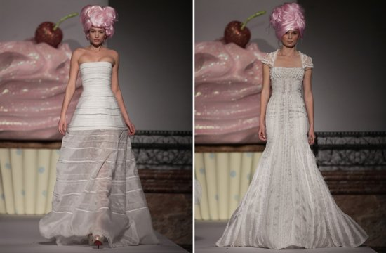 Celia Kritharioti Wedding Dresses and LWDs 9