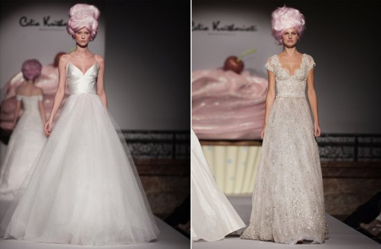 Celia Kritharioti Wedding Dresses and LWDs 11