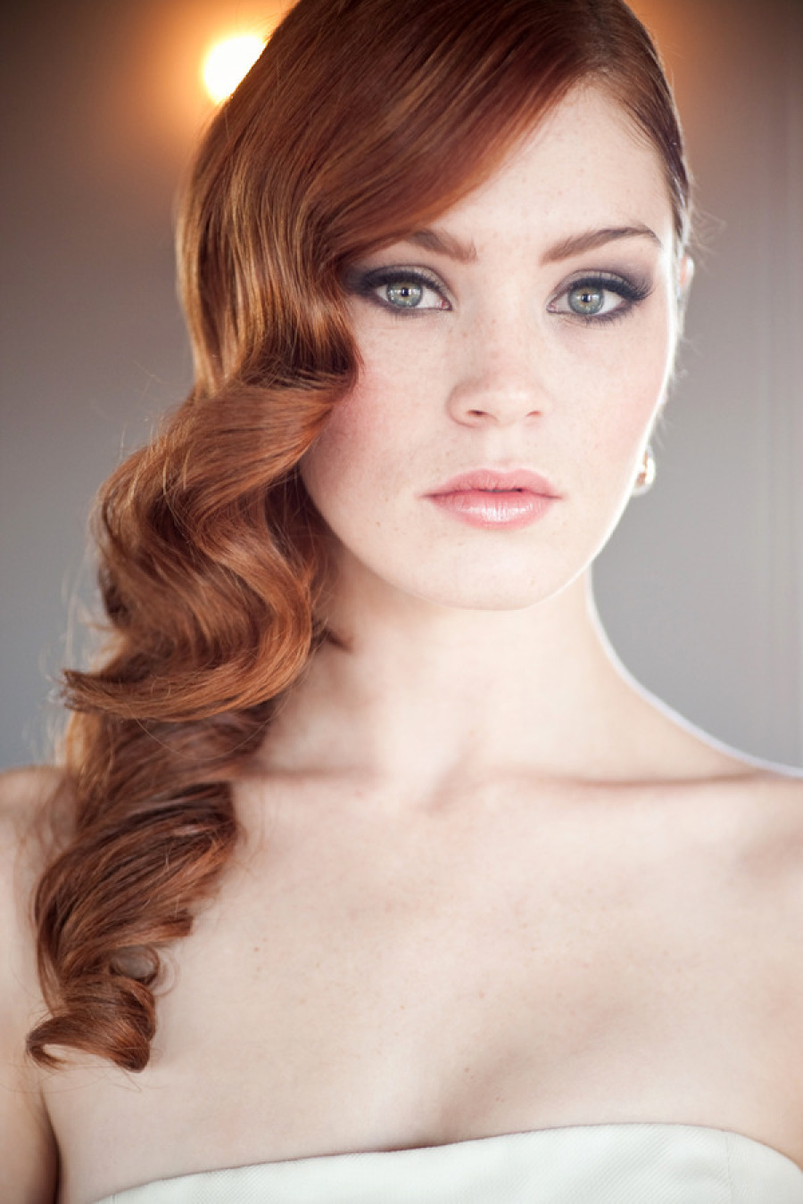 Wedding Makeup Guide for Spring 2013 Pale Skin