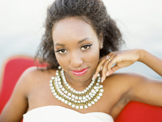 Spring Wedding Makeup Guide for 2013 Dark Skin
