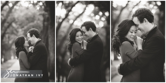 05 Black and white engagement photos