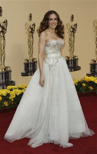 photo of Wedding Dresses Straight from the Red Carpet