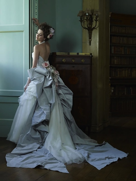 2013 Wedding Dress Ian Stuart Bridal BlueBird