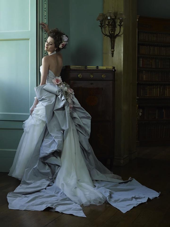 2013 Wedding Dress Ian Stuart Bridal BlueBird