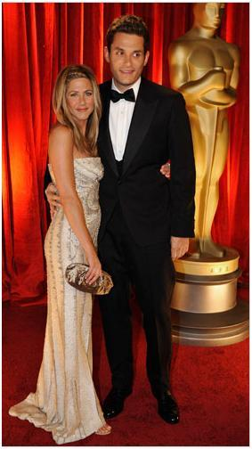 Jennifer Aniston at the 2009 Academy Awards