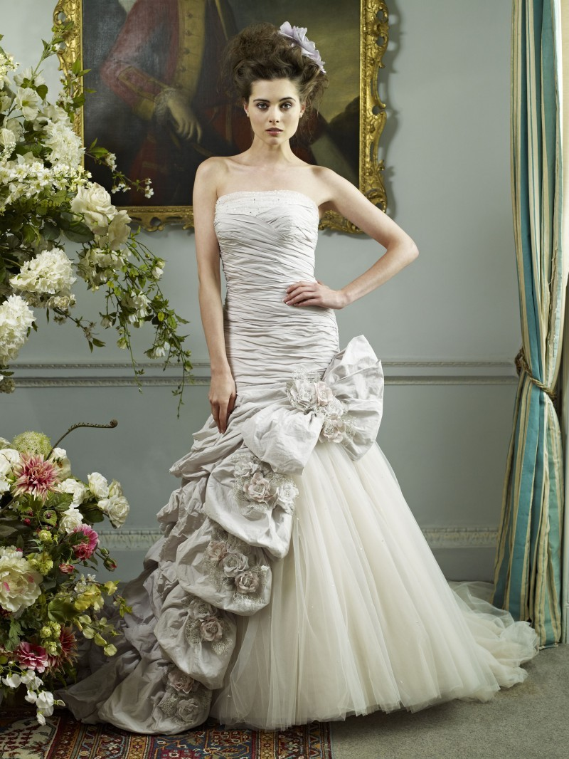2013 Wedding Dress Ian Stuart Bridal Rhapsodia