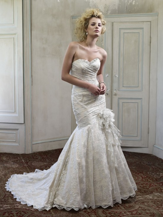 2013 Wedding Dress Ian Stuart Bridal Santa Monica