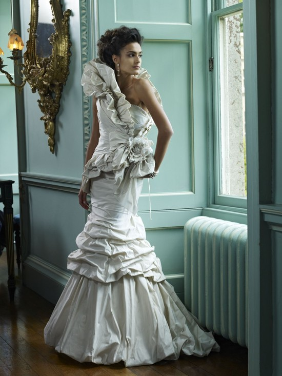 2013 Wedding Dress Ian Stuart Bridal Rockerfella