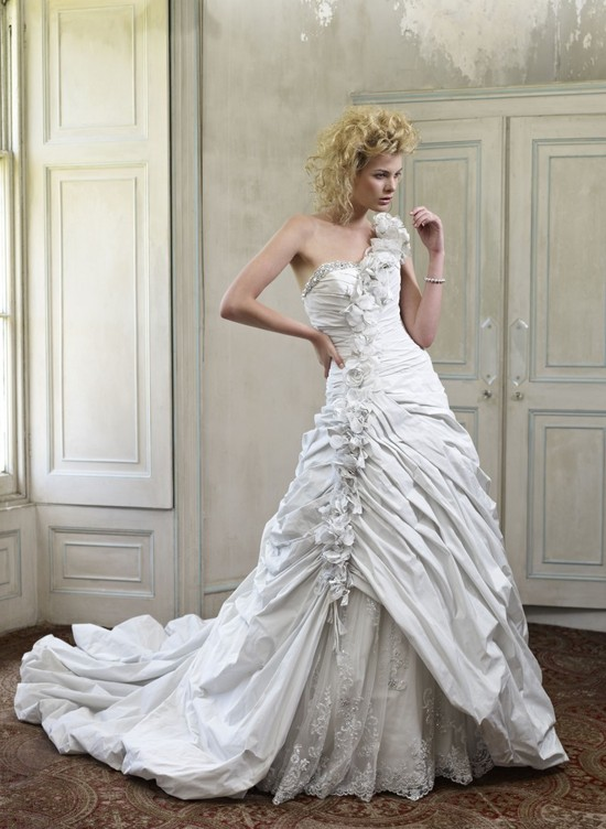 2013 Wedding Dress Ian Stuart Bridal Soudriere
